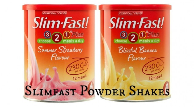 SlimFast Powder