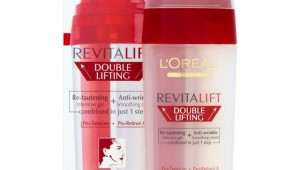 LOreal Revitalift Double Lifting Intensive Re-Tautening Gel Anti-Wrinkle Smoothing Cream
