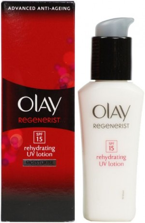 Olay Regenerist Rehydrating UV Lotion 75ml