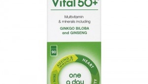 Sanatogen Vital 50+ Multi Vitamin Mineral Supplement