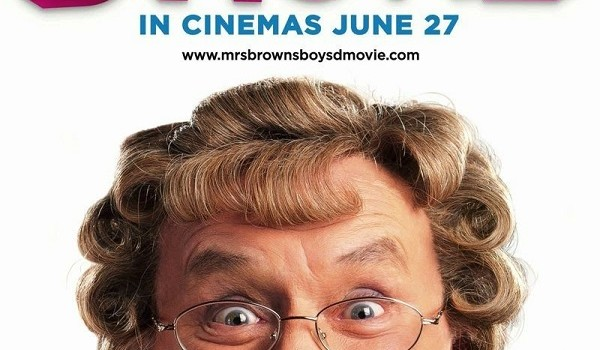 Mrs Brown's Boys D'Movie Poster