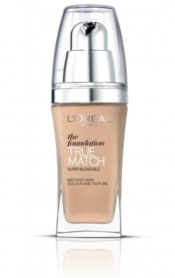 loreal true match foundation