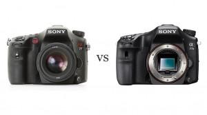 Sony A77 & Sony A77II